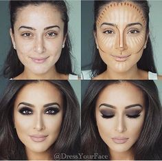 Contouring tip
