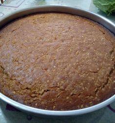 """Το """"φτωχό"""" νηστίσιμο κέικ αλλά με πλούσια γεύση Greek Cooking, Cooking Time, Brownie Bar, Strawberry Cheesecake, Dessert Recipes, Desserts, Oatmeal, Food And Drink, Sweets"""
