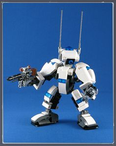 PocketBOT white by rongYIREN on Flickr