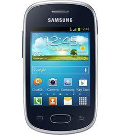 Samsung Galaxy Star Preto