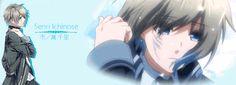 Ichinose Senri ~ Norn9: Norn + Nonette (Aventura, Fantasía, Romance, Shoujo, Otome, Escolar, Harem Inverso, Anime Invierno 2016)