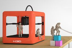 3ders.org - The Micro 3D printer launching soon on Kickstarter for $199 | 3D Printer News & 3D Printing News