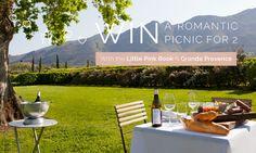 Win a Romantic Picnic for Two