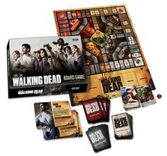 The Walking Dead - Board Game. Zombie board game based on the hit AMC TV Show, The Walking Dead.Play with your friends, this game is designed for up to 4 players. Walking Dead Zombies, The Walking Dead 3, Walking Dead Season, Carl Grimes, Stuff And Thangs, Tabletop Games, Best Shows Ever, Board Games, Nerdy