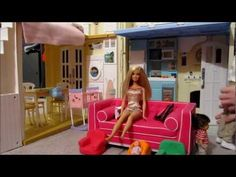 "The Barbie Happy Family Show S1 E3 ""The Not-So-Happy Accident"""
