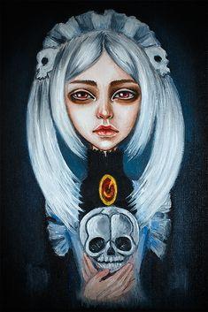 Marie by ~BlackFurya on deviantART