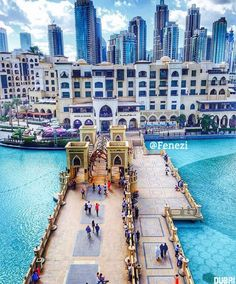 Souq al Bahar & Dubai Mall
