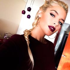 #ShareIG Second attempt of the Elsa braid lol last night was my first....... And it was ratchet looking hahaha #terrible lol