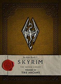 The Elder Scrolls V: Skyrim - The Skyrim Library, Vol. III: The Arcane (Elder Scrolls V: the Skyrim Library) by Bethesda Softworks http://www.amazon.com/dp/1783293217/ref=cm_sw_r_pi_dp_oMANwb1MW84SE