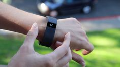 Fitbit Force by Lauren Goode, AllThingsD #Fitness #Wristband #Monitor #Fitbit_Force