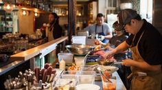 Where to go in Seattle for dinner when you want more than just great food? We've hunted down only-in-Seattle restaurants that lure guests in with all sorts of unusual draws — bikes dangling from the ceiling, waiters torching swords of meat while wearing tuxedos, and more. Read on for our ...