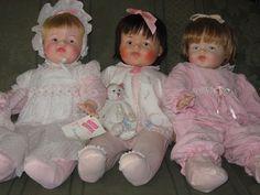Madame Alexander Huggums dolls