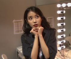 """Find and save images from the """"iu"""" collection by solar (cherrypalette) on We Heart It, your everyday app to get lost in what you love. Korean Girl, Asian Girl, Cool Girl, My Girl, Cute Poses, Star Wars, Ulzzang Girl, Korean Singer, Kpop Girls"""