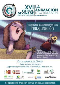 16 Festival de Cine de Santa Fe de Antioquia