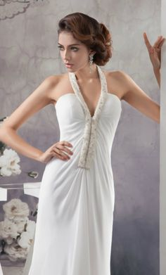 Spectacular elegant wedding dress with long sleeves for older bride Mature Beauty Bride Pinterest Elegant wedding dress Wedding dress and Weddings