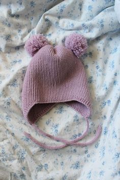 Köyhän miehen Gugguu-pipo How To Start Knitting, Knitting For Kids, Baby Knitting Patterns, Hand Knitting, Crochet Baby, Knit Crochet, Drops Baby, Crochet Needles, Couture Sewing