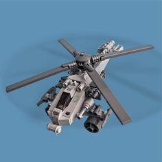 Tonbo - Gunship by Fredoichi Lego Helicopter, Lego Plane, Lego Army, Lego Military, Lego Machines, Micro Lego, Lego Spaceship, Planets Wallpaper, Lego Games