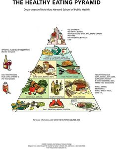 The Healthy Eating Pyramid image on this Web site is owned by the President and Fellows of Harvard College. It may be downloaded and used without permission for educational and other non-commercial uses with proper attribution, including copyright no this is awsome