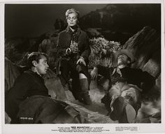 Alan Ladd, Lizabeth Scott, Arthur Kennedy, Red Mountain, 1952 ~ ORIG film photo | eBay
