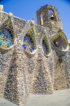 Colonia Güell Church by Eugenio Mondejar on 500px