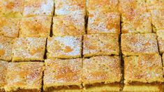 There must be hundreds of German apple cake recipes! Learn today to make the special German Apple Cream Slices or Apfelschnitten. German Desserts, No Cook Desserts, No Cook Meals, Just Desserts, Dessert Recipes, Apple Cake Recipes, Apple Desserts, Austrian Recipes, German Recipes