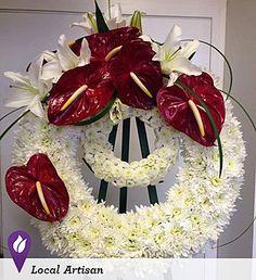 Harley Davidson Heart By Jen Mor Florist Dover De Www