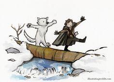 arya and the hound meme - Google 検索
