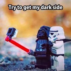 Too funny. Mais