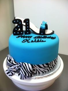 High Heel Shoe Cake! Would like it in pink