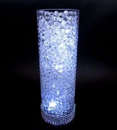 Water Beads Centerpieces Submersible Lights