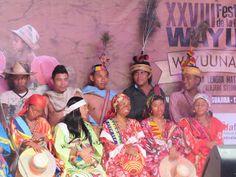 Autoridades Municipales oficializaron el Festival Wayuu « Hoy es Noticia - Rosita Estéreo