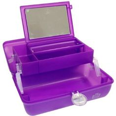 caboodle..for all my 10 year old beauty needs