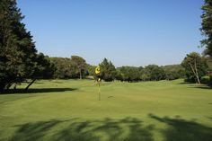 The course - Golf Country Club Cannes-Mougins