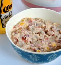Cowboy Crack - This delicious dip recipe is kept warm in the slow cooker ... it's the perfect party appetizer because everyone LOVES it.