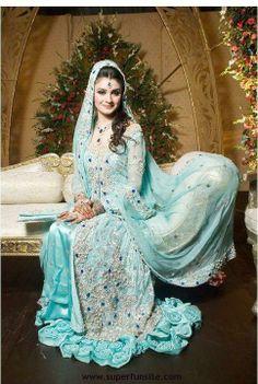 A Pakistani Bride!!!!
