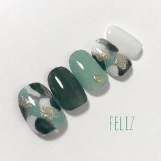 Soft Nails, Simple Nails, My Nails, Summer Holiday Nails, Super Cute Nails, Nail Pictures, Nail Time, Japanese Nail Art, Latest Nail Art