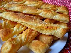 Espirales de queso parmesano, un aperitivo perfecto para los niños