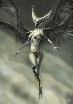 Virgo by Damon Hellandbrand | Fantasy | 2D | CGSociety