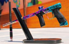 Depending on how much of an involvement you have in paintball, there's a chance you're willing to invest thousands of dollars in the purchasing of paintball mar Paintball Party, Paintball Guns, Bowling Ball, Golf Ball, Golf Tiger Woods, Frat Coolers, Golf Humor, Body Armor, Disc Golf