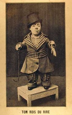 Vintage Postcards old clown