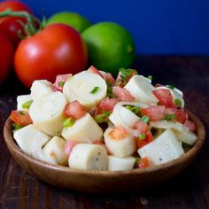 Brazilian Hearts of Palm Salad: I'm thinking it will cool down along a spicy stew,.