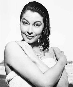 Ava Gardner, 1957