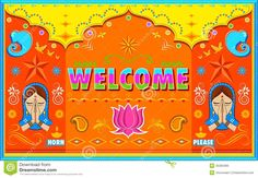 indian truck art themes - Google Search