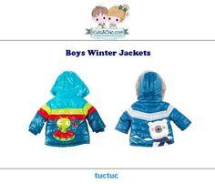 #Winter #jackets for #boys from #TucTuc, fall/winter 2014-15. Shop now at: www.kidsandchic.com/boy/boys-products/boy-coats-jackets  #boysclothing #boysfashion #kidsfashion #trendychildren #kidsclothing #toddlerclothes #shoponline #shoppingbarcelona #fw #backtoschool #vueltaalcole #winterjacket #boysjacket