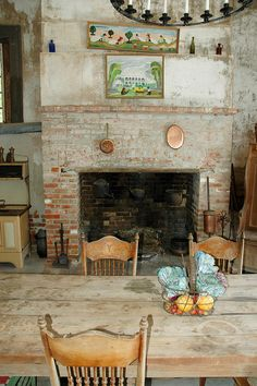 Madewood Plantation -   Original Kitchen