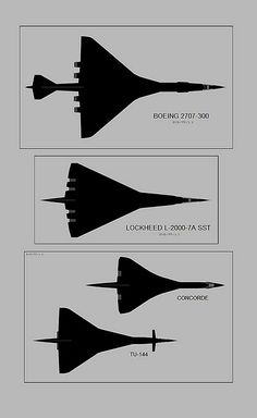 SST proposals and prototypes Aviation Image, Civil Aviation, Concord Jet, Passenger Aircraft, Experimental Aircraft, Aviation Industry, Air Space, Commercial Aircraft, Military Aircraft