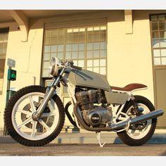 1978 Yamaha XS500 Motorcycle design inspiration on Fab.