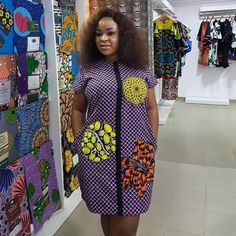 African Dress Patterns, African Wear Dresses, Latest African Fashion Dresses, African Print Fashion, African Attire, Women's Fashion Dresses, Dresses For Pregnant Women, Plus Size Cocktail Dresses, African Traditional Dresses