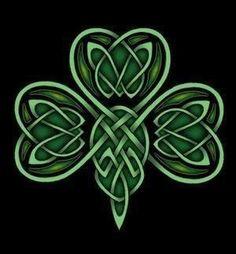 Irish Celtic, Celtic Art, Irish Toasts, Lucky Tattoo, Celtic Shamrock, Irish Symbols, Fashion Themes, Italian Beauty, Irish Blessing