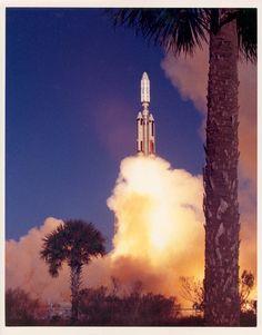 Una historia de cohete de la NASA